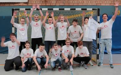 Meister Handball-Kreisliga männliche C-Jugend