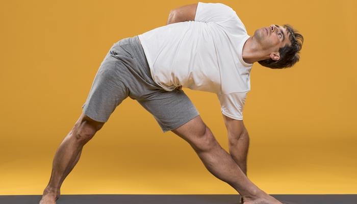 Gymnastik für Herren<br>ab 65 Jahren