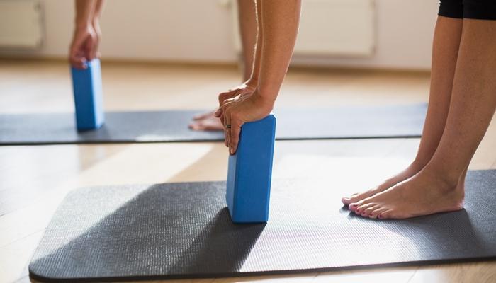 Pilates für Damen
