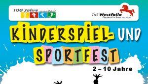 Kinder Spiel- und Sportfest 2019