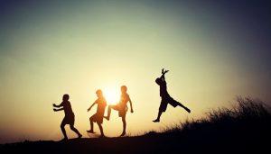 Kinderturnen Mädchen und Jungen 4 bis 6 Jahre
