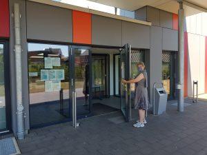 Die Sporthallen sind ab sofort und in den Sommerferien für den Vereinssport geöffnet